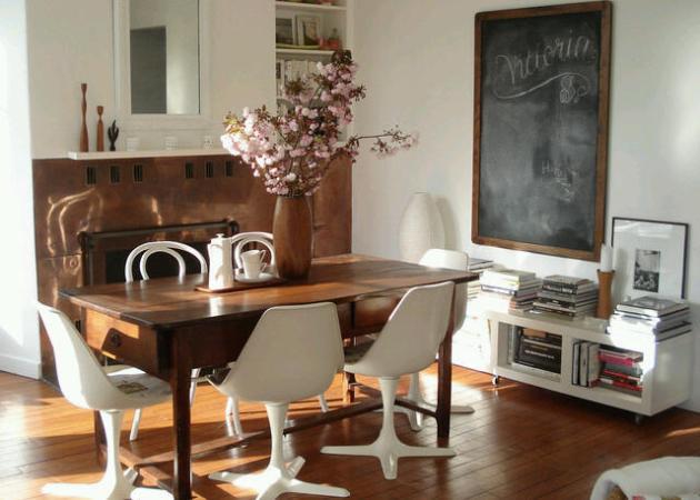 Interior ruang makan