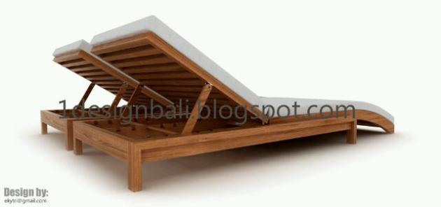 Modern Design Kursi Pantai/Malas/Santai/Lounger
